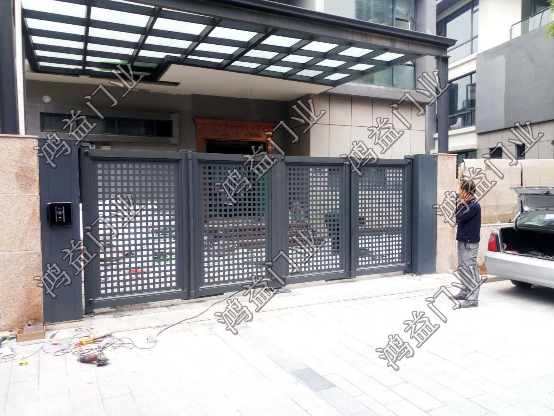 广州增城悬浮折叠门