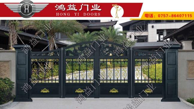 别墅庭院门厂家简析别墅庭院门的设计要点及注意事项