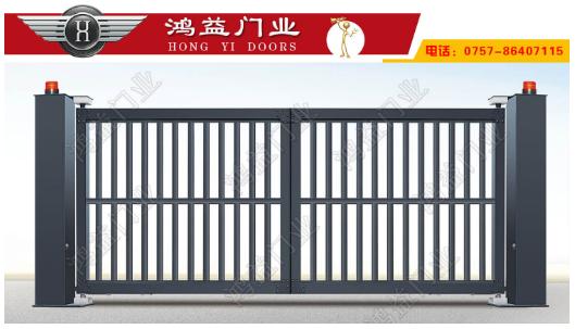 悬浮折叠门厂家谈铝艺悬浮折叠别墅大门拼的是质量与创新